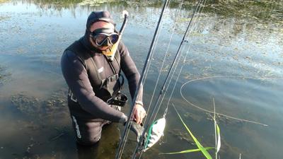 рыбалка не гуманно