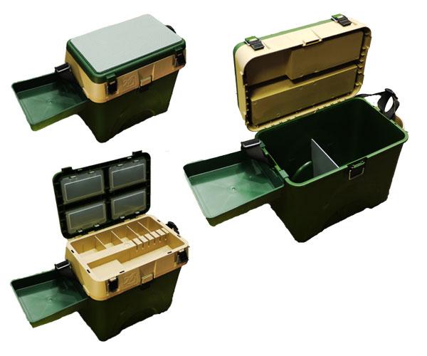 Зимний ящик для рыбалки
