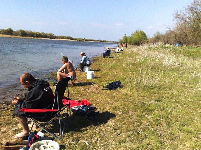 рыбалка в апреле на ериках