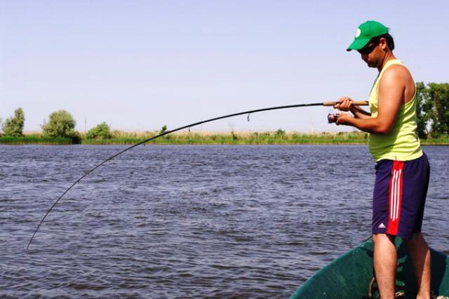 рыбалка в астраханской обл в мае