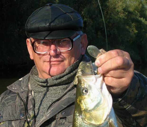 рыбалка на плавучей базе