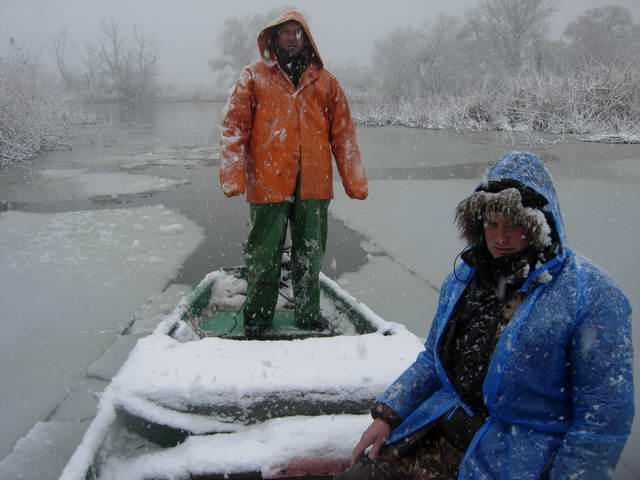 рыбалка во  икряном районе