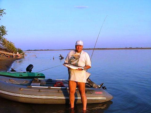 рыбалка в селе косика
