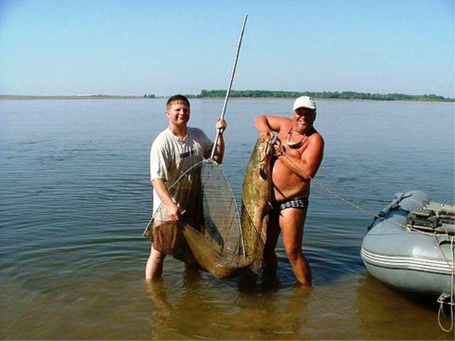 рыбалка в промысловом на енотаевке