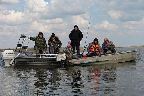 рыбалка в ленино астраханская область