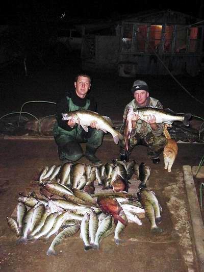 олег сарана рыбалка видео